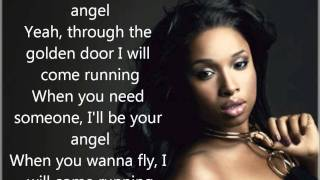 Jennifer Hudson Video - Jennifer Hudson - Angel Lyrics