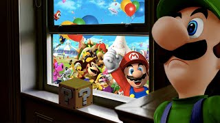 Why Does Nintendo Hate Luigi? - Up At Noon Live!
