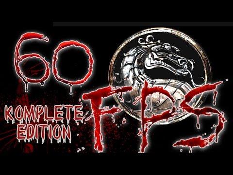 Sangue Jorrando A 60fps