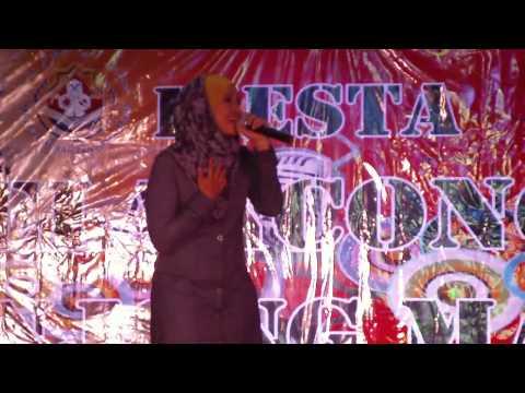 Salima AF @ Pelancaran Tourism Perak 2012, Tanjung Malim (17 Disember 2011)