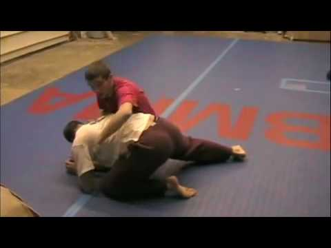 Defeating the Turtle Guard - Omoplata BJJ Rhode Island Image 1