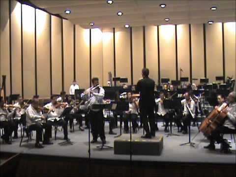 James Strauss - Jacques Ibert - Concerto pour flute