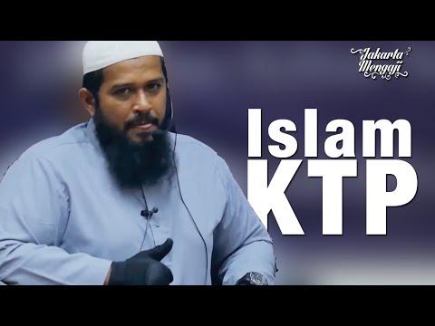 Kajian Islam: Islam KTP - Ustadz Subhan Bawazier