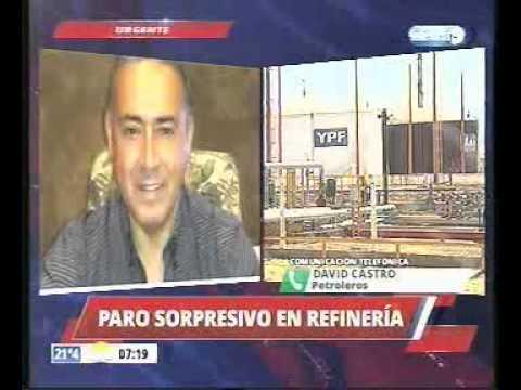 Paro de petroleros en Mendoza / Podría haber desabastecimiento.