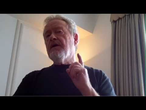 Ridley Scott Prometheus Interview - Part 2