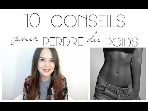 10 conseils│Pour perdre du poids ▵ Alyssia