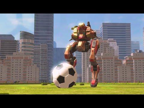 War Robots: FIFA ROBOTS
