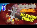Maximum Thrust! Extending Our Ship   Let's Play Cosmoteer Galaxy In Flames Modded Gameplay Ep 5