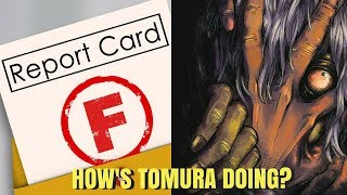 How's Tomura Shigaraki Doing on his Quest to Become the Greatest Villain? | My Hero Month