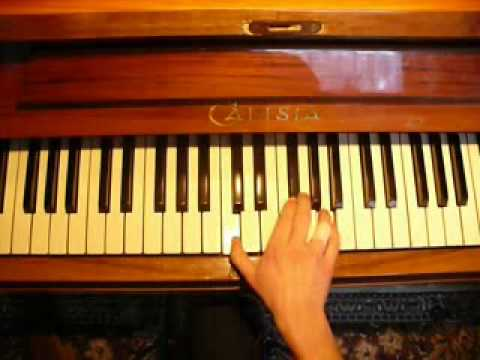 Jak Się Gra: Blues'a Na Pianinie  (cz.1)