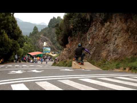 Slide Jam 5 - Longboard Colombia