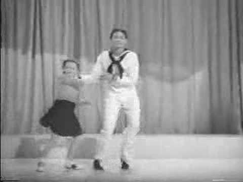 Swing Dancing and Humor in, The Groovie Movie (1942) - Pt.2