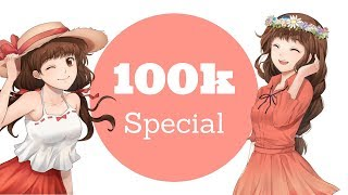 100+ Anime, LOTS of Songs, and Over 100k Subscribers! (feat. You Guys!)