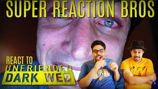 SRB Reacts to Unfriended: Dark Web Official Trailer