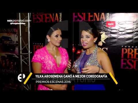 #PurgatorioNex: Yilka Arosemena ganó a mejor coreografía