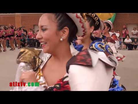 Caporales Universitarios San Simon - VA Virgen de Urkupiña 2012 - Silver Spring, MD - USA