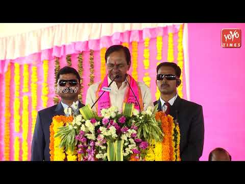 KCR Says We Are Not Slaves To Delhi | Pragati Nivedana Sabha | KTR | Harish Rao | YOYO Times