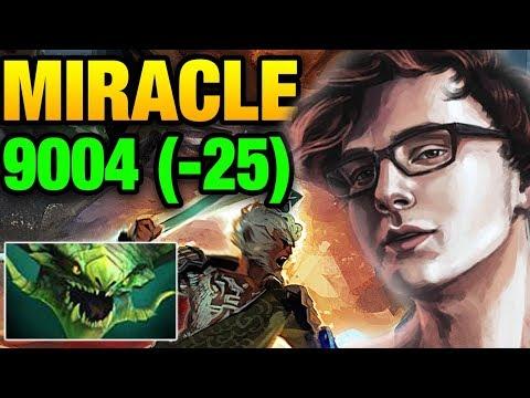 Miracle-  [Monkey King] 8k MMR Hell Back Again Dota 2