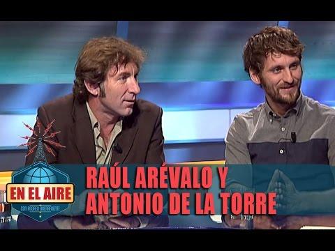 Buenafuente entrevista a Raúl Arévalo y Antonio de la Torre