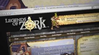Legends of Zork Trailer