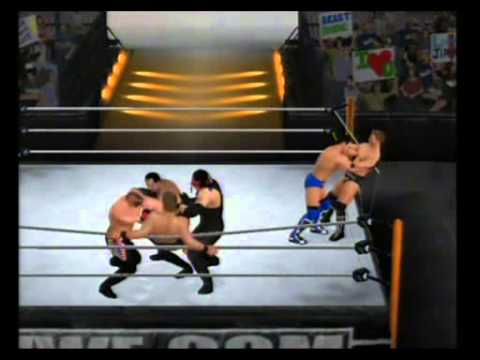WWE '13 (Wii) - 40-Man Royal Rumble Match