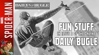 Spider-Man PS4 Daily Bugle Speculation - Tombstone? Crusher Hogan Returns? More!