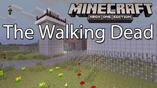 "Minecraft Xbox: Hunger Games ""The Walking Dead"""
