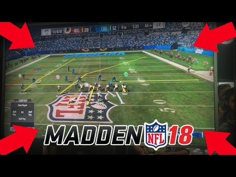 Madden 18 Gameplay 8 Minutes Long Leaked Mut 18 Must