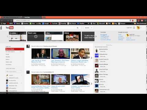 How to Post a Video Response on YouTube 2014 - New Features, Google+