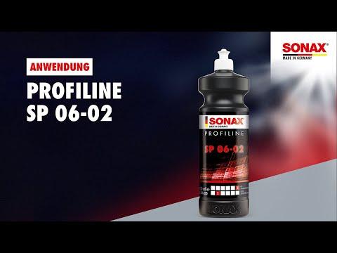 SONAX Profiline SP 06 02 + Profiline FS 05 04 + Profiline NP