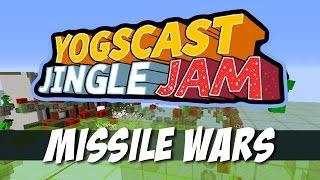 Hermitcraft Yogscast Jingle Jam | Missile Wars w/ SethBling & Hermits | #1