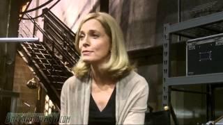 ARROW Season 2 On-Set - Susanna Thompson (Moira) Interview