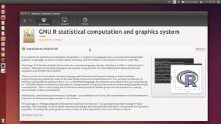Install R in Ubuntu and upgrade to latest version