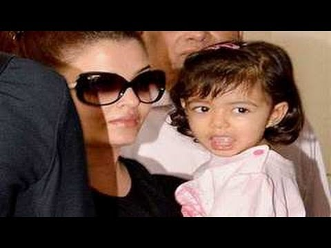 Aishwarya Rai Spotted With Aaradhya Bachchan video