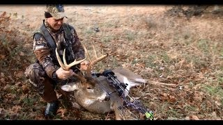 Whitetail Bowhunting: Self Filmed Last Chance