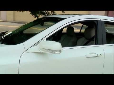 2010 Acura  Review on 2013 Acura Tl Sh Awd Review  Walkaround  Exhaust  Test Drive   How To