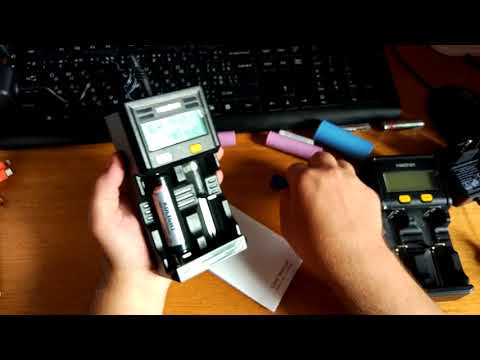 Обзор-сравнение зарядки Miboxer C2 6000