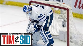 Mike Zigomanis Explains Maple Leafs Trading Garrett Sparks, Mitch Marner Contract Talks | Tim & Sid