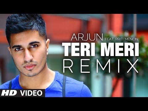 Teri Meri Remix Song   Arjun Feat. Priti Menon   Bodyguard