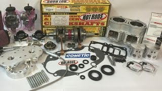 Yamaha Banshee Super Cub 472cc 100HP Kit On Order!!!