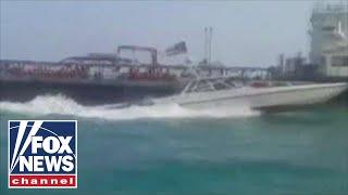 Iran intercepts another UK oil tanker in Strait of Hormuz