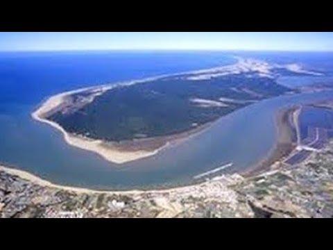Sanlúcar de Barrameda, donde el Guadalquivir se convierte en mar. Cádiz