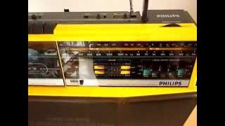 Philips D8304 Ghettoblaster