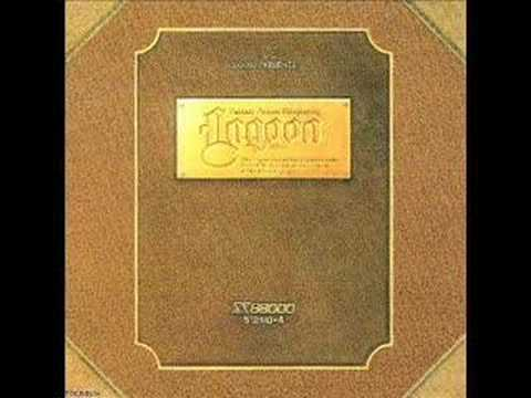Lagoon X68000 Original Music: Premonition