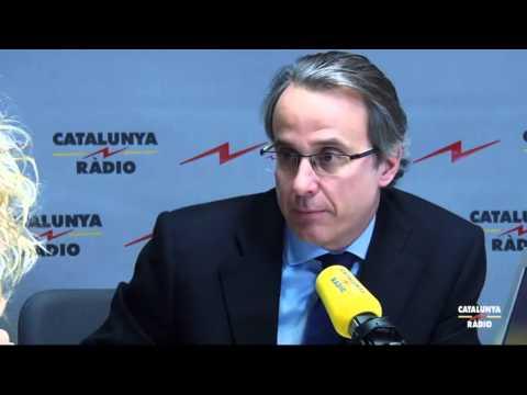 """El matí de Catalunya Ràdio - Javier Faus parla del """"cas Neymar"""""""