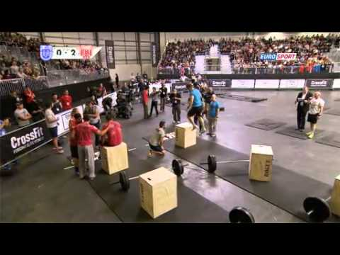 CrossFit - Invitational Archives: Part 1