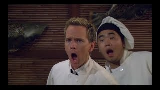 Barney Stinson - Best Moments Season 7