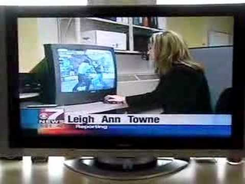 Video games and pain tolerance interview Wheeling Jesuit University