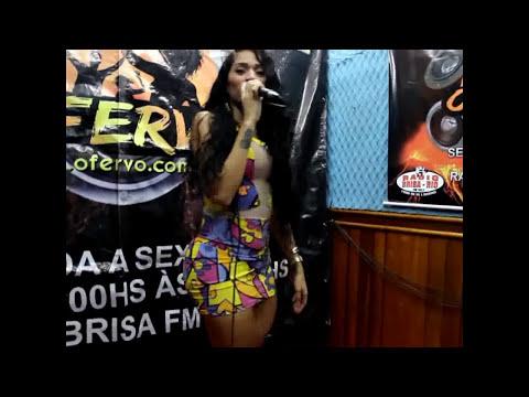 Juliana Fogosa - AO VIVO no Programa O FERVO 2014