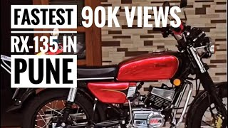 140+ Kmph Yamaha RX Ride    Racing CDI coil Rx 135    2 stroke fam   Noisy Rev
